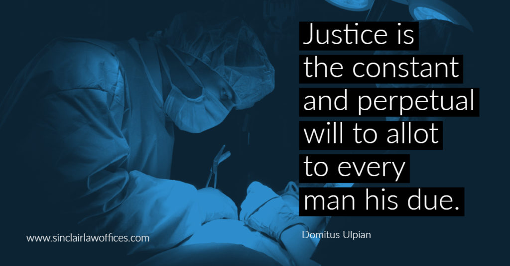 Justice for victims of medical malpractice 3