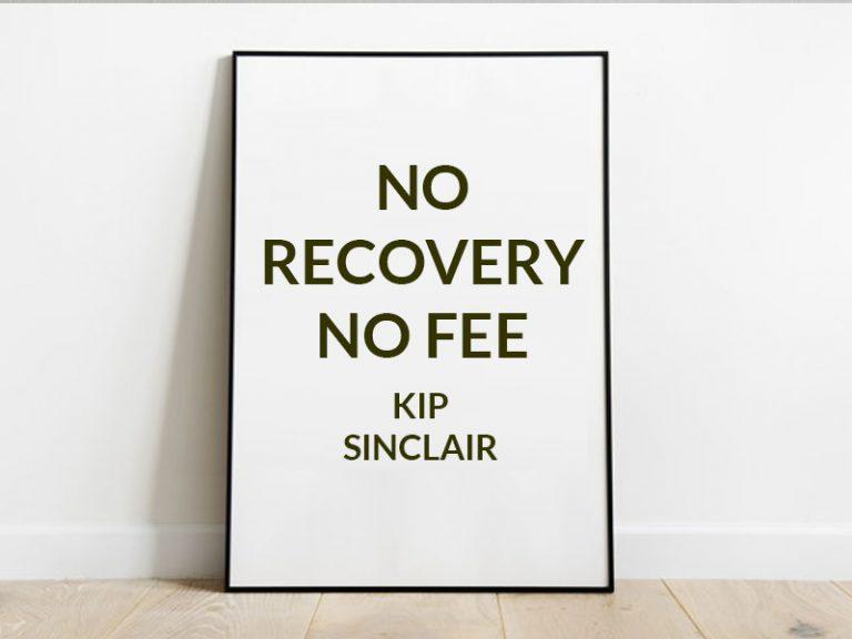 no-recovery-no-fee